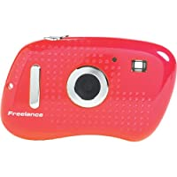 Vivitar Freelance 3-in-1 Digital Camera - Red