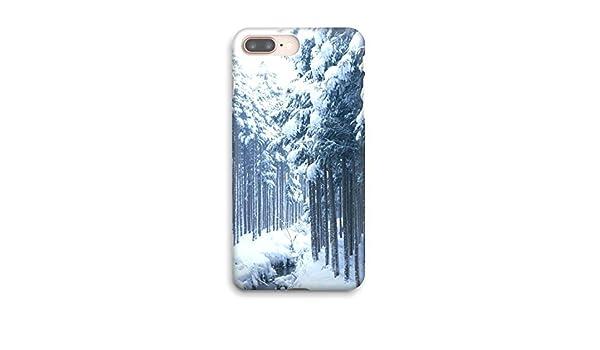 Amazon Com Walking Alone Winter Scene Soft Gel Case For