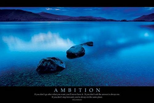 Ambition - Poster