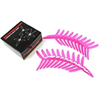 BangBang 10 Pairs Kingkong 5040 5x4x3 3-Blade Single Color CW CCW Propellers for FPV Racer (10 Pairs: Color Pink)