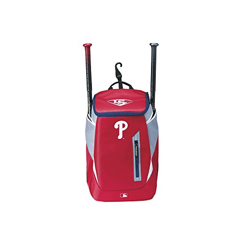 Louisville Slugger Genuine MLB Stick Pack Philadelphia (Philadelphia Phillies Youth Backpack)