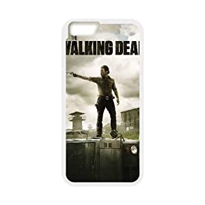 iPhone 6 Plus 5.5 Inch Cell Phone Case White The Walking Dead SUX_973966