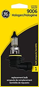 GE Lighting 9006/BP OEM Halogen Replacement Bulb