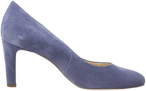 Högl Damer 5-10 6502 3400 Pumper Blå (jeans) 0J71pUhc70