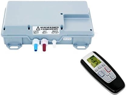 Creda Digimix Pumped Digital Mixer Unit and Remote Control (Old Version)