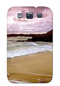 Eatcooment Perfect Tpu Case For Galaxy S3/ Anti-scratch Protector Case (laguna Beach )