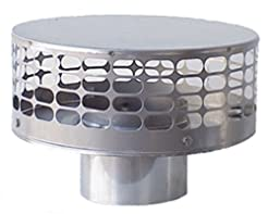 The Forever Cap CCFS8 8-Inch Stainless S...