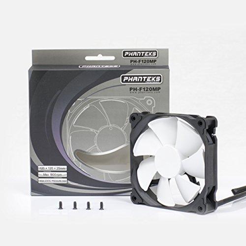 Build My PC, PC Builder, Phanteks PH-F120MP_BK_PWM