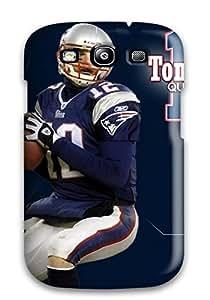 Tom Brady Durable Galaxy S3 Tpu Flexible Soft Case