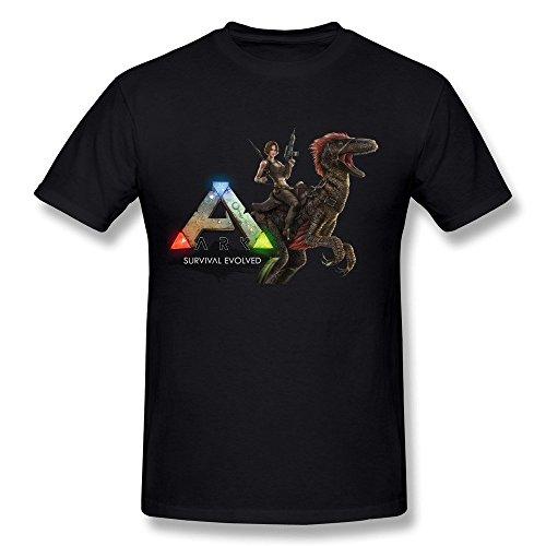 Cool Day Men's Ark Survival Evolved Game O-neck T-shirt