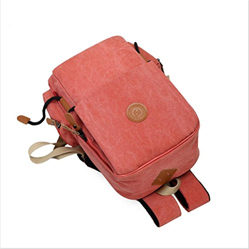 rose Laptop pulgadas Mochila red hasta orange para 16 O5xwwY4q7a