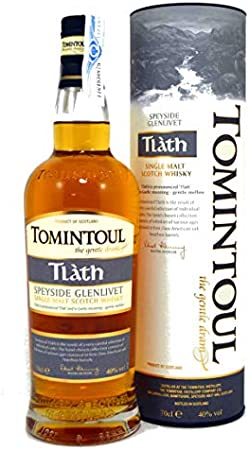 Whisky - Tomintoul Tlath 70 cl