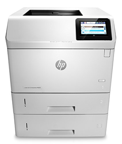 (HP LaserJet Enterprise M605x)