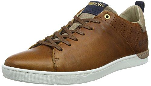 Björn Borg Kendrick ALC M, Sneaker Uomo Mehrfarbig (Tan-sand)
