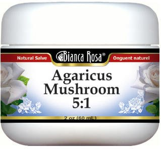 Agaricus Mushroom 5:1 Salve (2 oz, ZIN: 520876)