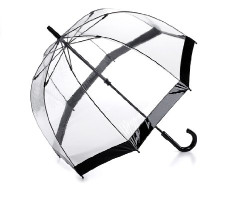 Fulton Birdage Umbrella, Black, One Size by Fulton