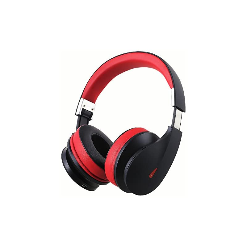 AUSDOM Wireless Bluetooth Headphones, On