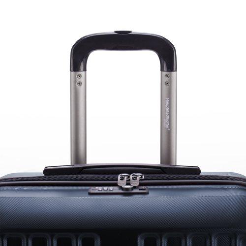 Hauptstadtkoffer Xberg 65cm 90l Koffer dunkelblau matt + 20,- Reisegutschein - Reisekoffer, Trolley