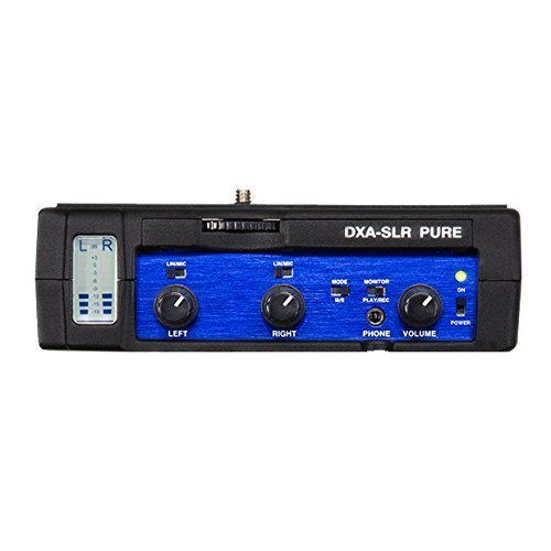 Beachtek Audio Adapter (Beachtek DXA-SLR PURE Audio Adapter)