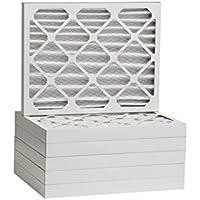 20x23x2 Filtrete Dust & Pollen Comparable Air Filter MERV 8 - 6PK