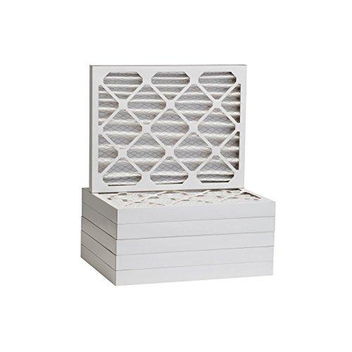 20x21x2 Filtrete Dust & Pollen Comparable Air Filter MERV 8 - 6PK