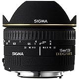 Sigma 15mm f/2.8 EX DG Diagonal Fisheye Lens for Pentax and Samsung SLR Cameras