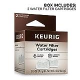 Keurig 2 Water Filter Cartridges, White - 60-05084