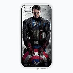 Iphone 5c Case - Captain America