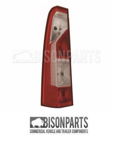 Rear Tail Light Lamp Lens Only - LH/NS (REN352) BISON PARTS