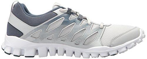 Skull Solid Men's Reebok Grey Running Shoe Realflex Teal 0 Grey Train Paynes 4 wTqxd0POq