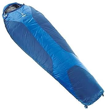 Deuter Orbit +5° L Saco de Dormir, Unisex adulto, Azul (Cobalt/Steel), Única: Amazon.es: Ropa y accesorios