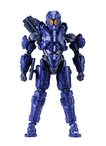 SpruKits Halo Spartan Gabriel Throne Action Figure Model Kit, Level 2 by SpruKits