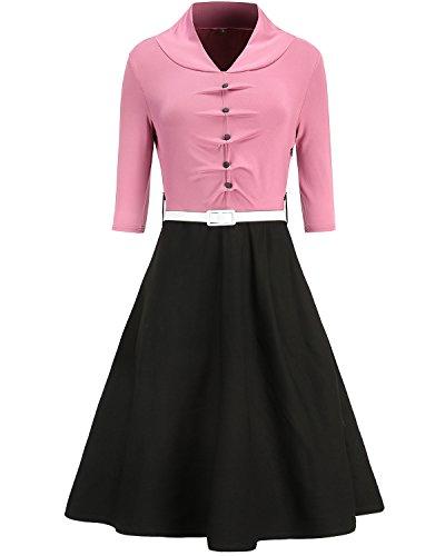 nice pink prom dresses - 3
