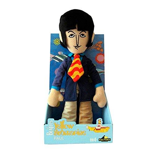 Factory Entertainment The Beatles Yellow Submarine Paul McCartney Plush - Beatles Collectible