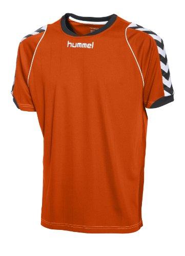 Hummel Kinder Trikot BEE AUTHENTIC Short Sleeve JERSEY 1, fire red, 110 ( 4 ), 03-909-3439_3439