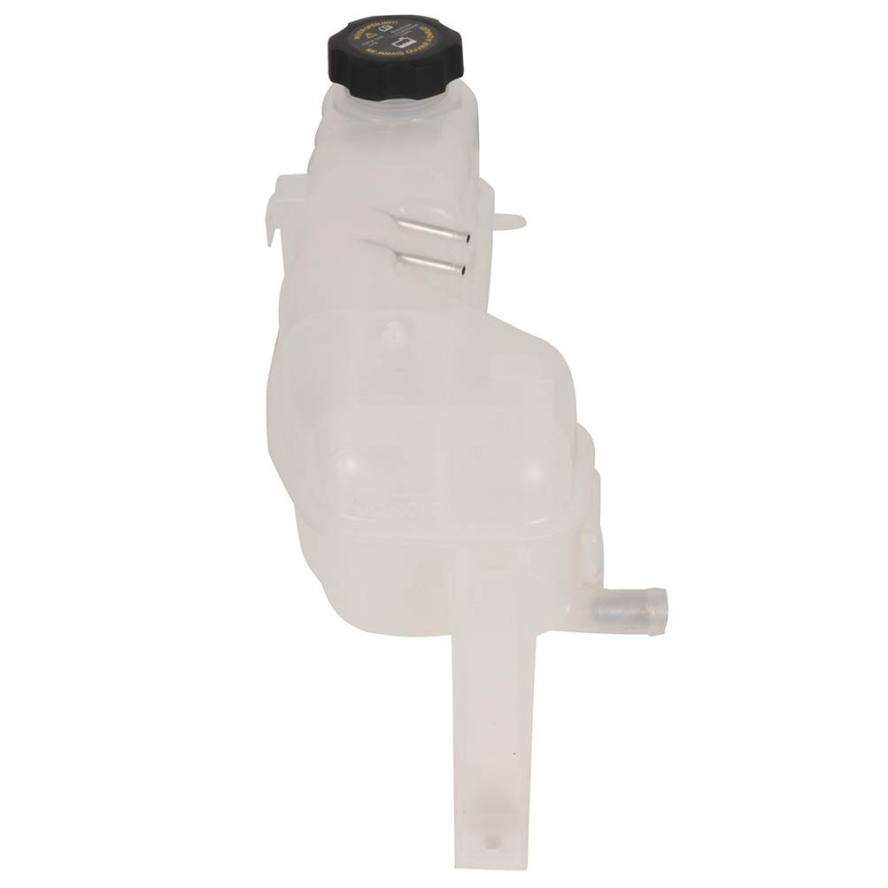 603-127 Coolant Reservoir Bottle Coolant Overflow Tank Fits For 1995-1998 Chevrolet Cavalier 1997-1998 Chevrolet Malibu 1997-1998 Oldsmobile Cutlass 1995-1998 Pontiac Sunfire