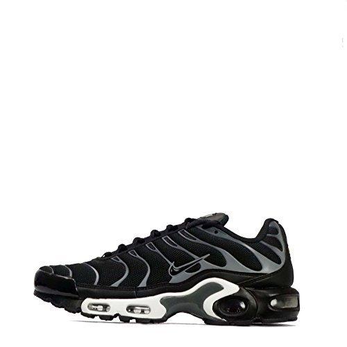 Nike Herren Air Max Plus TXT Turnschuhe  6.5 UK / 40.5 EU / 7.5 US|Black Cool Grau 002