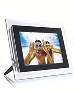 Amazon.com : Philips 7-Inch Digital Photo Frame (Clear ...