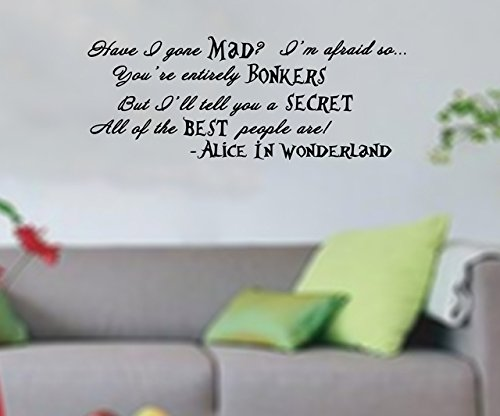 Alice In Wonderland Quotes - 9