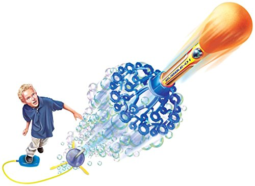 Bubble Rocket & Bubble Solution