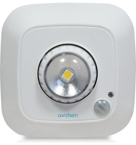Avidsen 103615 Automatic LED Light for Cupboard, White