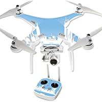 Skin For DJI Phantom 3 Professional – New York | MightySkins Protective, Durable, and Unique Vinyl Decal wrap cover | Easy To Apply, Remove, and Change Styles | Made in the USA