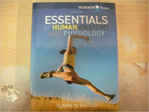 Essentials of Human Anatomy and Physiology 10th Edition Texas ...