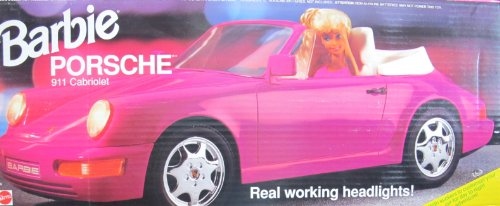 barbie battery car - 8