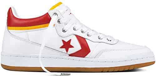 8ce0377d3b4a Converse Unisex Chuck Taylor All Star Pro Hi White Red Insignia Blue Basketball  Shoe