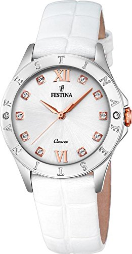 Festina Boyfriend F16929/A Wristwatch for women Classic & Simple