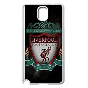 Samsung Galaxy Note 3 Cell Phone Case White Liverpool Logo 002 Exquisite designs Phone Case TF6726H4