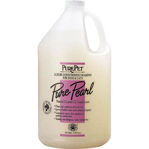 Pure Pet Pure Pearl Dog and Cat Shampoo, 1-Gallon, My Pet Supplies