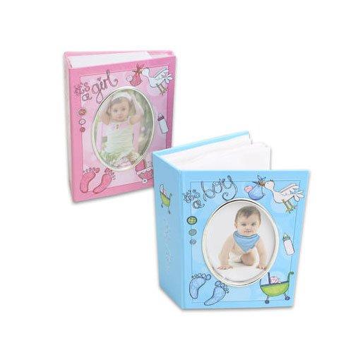 Four Seasons Baby Photo Album, Assorted, 4x6', Pack of 36 4x6 16633CS
