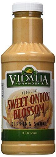 Vidalia Blossom Sauce 16 oz. Bottle (Best Sauce For Onion Rings)